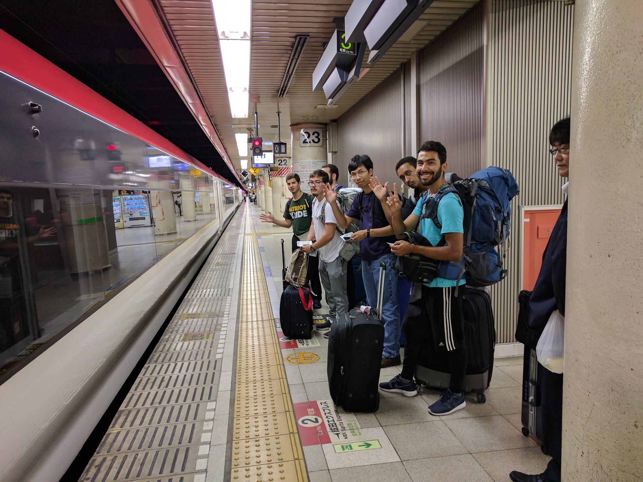 Competing in the Amazon Robotics Challenge in Nagoya, Japan